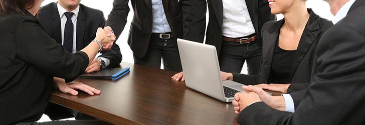 Advisa samarbetar med en stor mängd svenska banker och kreditbolag