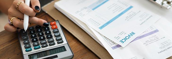 Samla lån och krediter på ett ställe