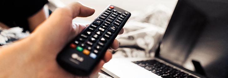 Med en smart-tv kan du idag göra mycket mer än att bara kolla tv-program