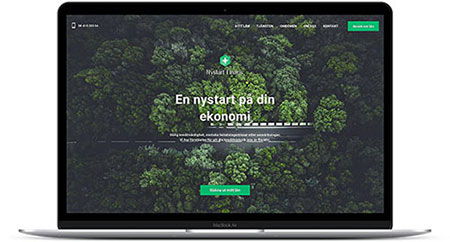 Ansök om hopbakslån hos NyStart Finans