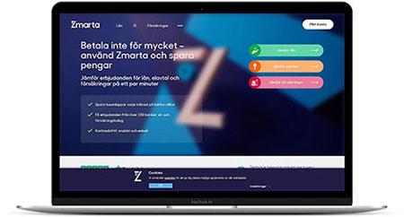 Zmarta är idag en av Sveriges ledande låneförmedlare
